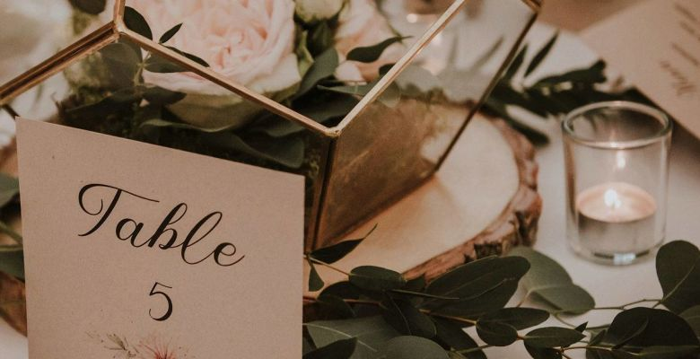 Cœur Boheme Wedding table